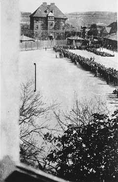 konsentrasjonsleirer under andre verdenskrig