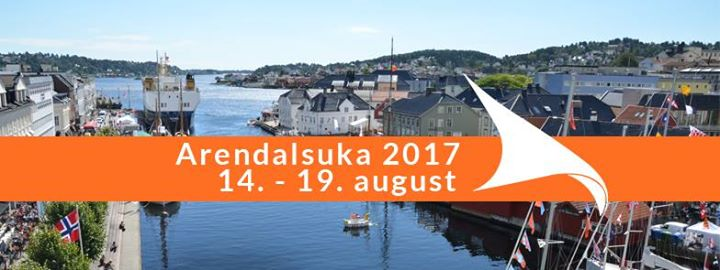 Arendalsuka 2017