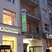 City Hotel am Kudamm